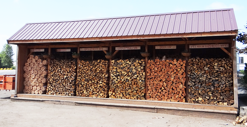 All of our delivered firewood products are also available for U-Hual ...